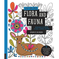 Just Add Color: Flora and Fauna (BOK)