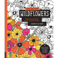 Just Add Color: Wildflowers (BOK)