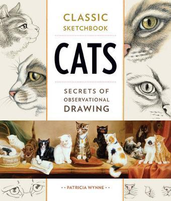 Classic Sketchbook: Cats (BOK)