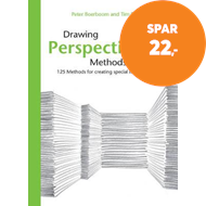 Produktbilde for Drawing Perspective Methods for Artists - 85 Methods for Creating Spatial Illusion in Art (BOK)