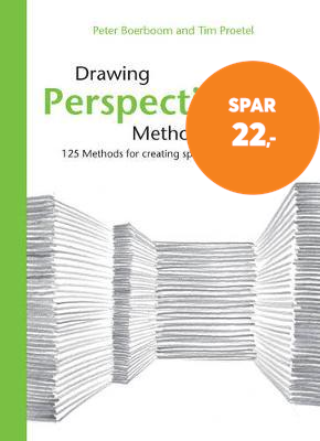 Drawing Perspective Methods for Artists (BOK)