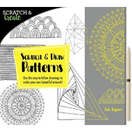 Scratch & Create: Scratch and Draw Patterns (BOK)