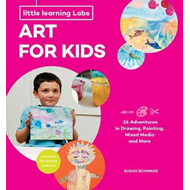 Little Learning Labs: Art for Kids, abridged paperback editi (BOK)