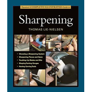 Taunton's Complete Illustrated Guide to Sharpening (BOK)