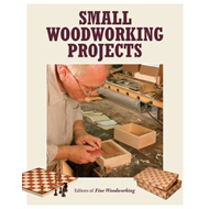 Small Woodworking Projects (BOK)