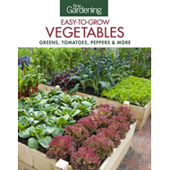 Fine Gardening: Easy-to-Grow Vegetables (BOK)