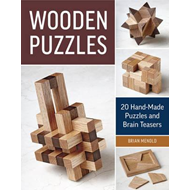 Wooden Puzzles (BOK)
