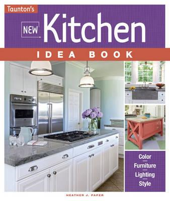 New Kitchen Idea Book (BOK)