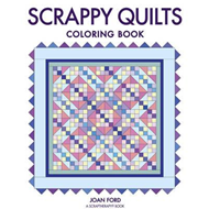 Scrappy Quilts Coloring Book (BOK)