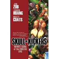 Skullkickers Volume 6: Infinite Icons of the Endless Epic (BOK)