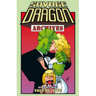 Savage Dragon Archives (BOK)