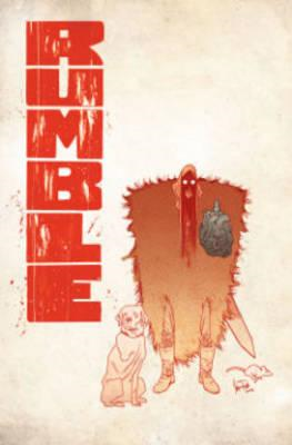 Rumble Volume 2 (BOK)