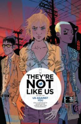 They're Not Like Us Volume 2 (BOK)
