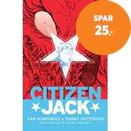 Produktbilde for Citizen Jack (BOK)