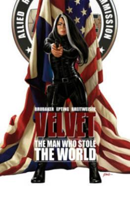 Velvet Volume 3: The Man Who Stole The World (BOK)
