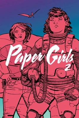 Paper Girls Volume 2 (BOK)