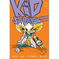 Kid Savage Volume 1 (BOK)