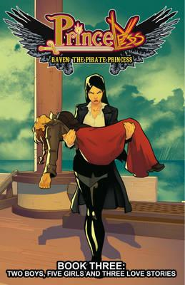 Princeless: Raven the Pirate Princess Book 3 (BOK)