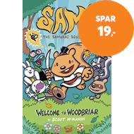 Produktbilde for Sami the Samurai Squirrel: Welcome to Woodbriar (BOK)