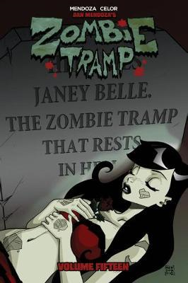 Zombie Tramp Volume 15: The Death of Zombie Tramp (BOK)