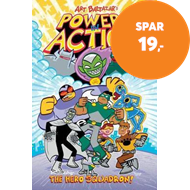Produktbilde for Powers in Action Volume 1 (BOK)