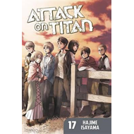 Attack On Titan 17 (BOK)