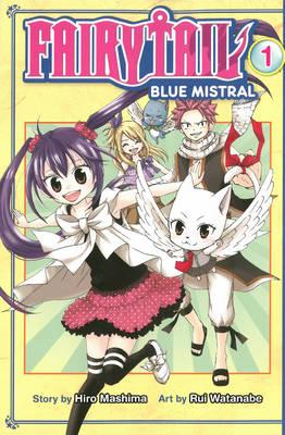 Fairy Tail Blue Mistral (BOK)