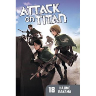 Attack On Titan 18 (BOK)