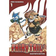Fairy Tail Master's Edition 1 (BOK)