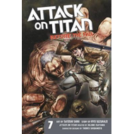 Attack on Titan: Before the Fall 7 (BOK)