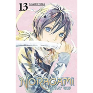 Produktbilde for Noragami Volume 13 (BOK)