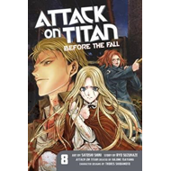 Attack On Titan: Before The Fall 8 (BOK)