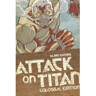Attack On Titan: Colossal Edition 3 (BOK)