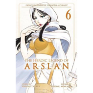 Heroic Legend Of Arslan 6 (BOK)