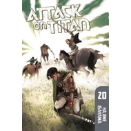 Attack On Titan 20 (BOK)