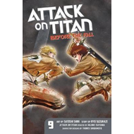 Attack On Titan: Before The Fall 9 (BOK)
