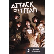 Attack On Titan 21 (BOK)