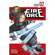 Fire Force 2 (BOK)