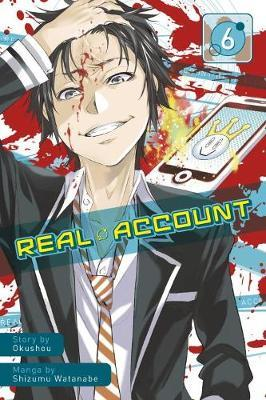 Real Account Volume 6 (BOK)