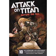 Attack On Titan: Before The Fall 10 (BOK)