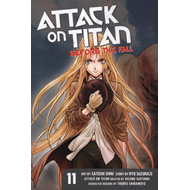 Attack On Titan: Before The Fall 11 (BOK)