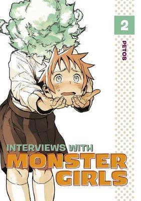 Interviews With Monster Girls 2 (BOK)