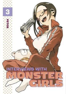 Interviews With Monster Girls 3 (BOK)