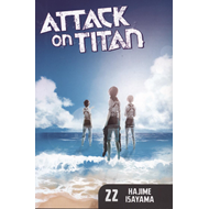 Attack On Titan 22 (BOK)