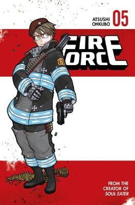 Fire Force 5 (BOK)