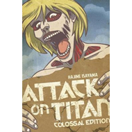Attack On Titan: Colossal Edition 4 (BOK)