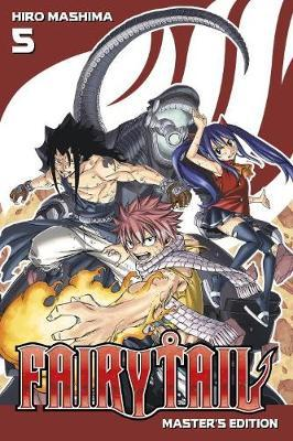 Fairy Tail Master's Edition Vol. 5 (BOK)