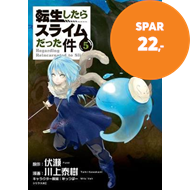 Produktbilde for That Time I Got Reincarnated As A Slime 5 (BOK)