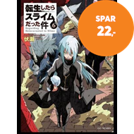 Produktbilde for That Time I Got Reincarnated As A Slime 6 (BOK)