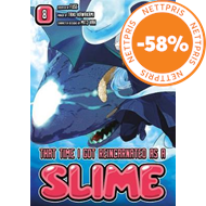 Produktbilde for That Time I Got Reincarnated As A Slime 8 (BOK)
